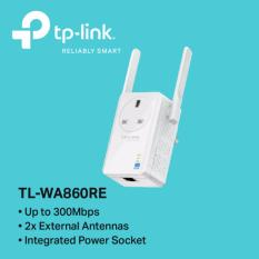 Retail Tp Link Tl Wa860Re 300Mbps Wi Fi Range Extender With Ac Passthrough