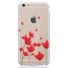 Tpu Back Cover Case For Apple Iphone 6 Plus 6S Plus Intl Cheap