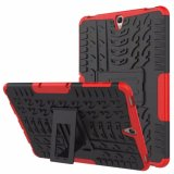 Review Tpu Pc Armor Hybrid Case Cover For Samsung Galaxy Tab S3 9 7 T820 T825 Intl Oem On China