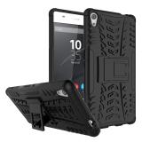Cheapest Tpu Pc Armor Hybrid Case Cover For Sony Xperia Xa Ultra Sony Xperia C6 Ultra Black Intl Online