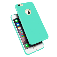 Purchase Tpu Silicone Candy Style Soft Case Cover For Apple Iphone 6 6S 4 7 Turquoise Online
