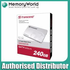 Who Sells The Cheapest Transcend 240Gb Ssd220S Online