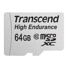 Buy Transcend 64Gb High Endurance Microsdxc Class 10 Uhs I W Sd Adapter Transcend Cheap