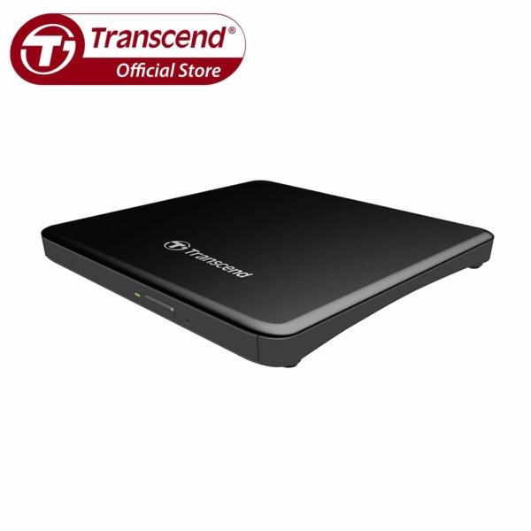 Transcend 8x Extra Slim DVD Writer (Black)