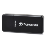 Transcend Rdf5 High Speed Usb 3 Tf Sd 2 In 1 Card Reader Support Uhs I Flash Card Black 128Gb Intl Transcend Cheap On China