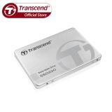 The Cheapest Transcend Ssd220S 240Gb Sata 6Gb S 2 5 Solid State Drive Aluminium Case Online