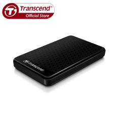 Brand New Transcend Storejet 25A3 1Tb Usb 3 Portable Hdd Black