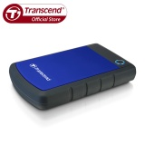 Sale Transcend Storejet 25H3 1Tb Usb3 External Hdd Blue Online Singapore
