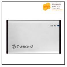 For Sale Transcend Storejet 25S3 2 5 Inch Sata Hard Drive Or Solid State Drive Usb 3 Enclosure