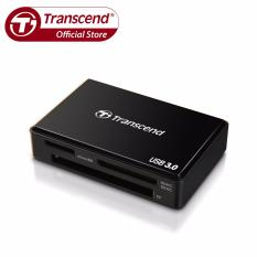 List Price Transcend Usb 3 Multi Card Reader Black Transcend