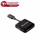 Buy Transcend Usb Type C Otg Multi Card Reader