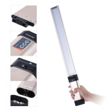Buy Travor L2S Light Air Rectangle Handheld Led Video Fill In Photography Dimmable Light Panel 5500K With Orange Blue Green Filters Travor Online