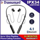 Compare Price Tronsmart Encore S2 Bluetooth Sport Headphones On Singapore