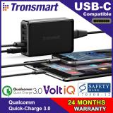 Who Sells Tronsmart Quick Charge 3 5 Port Multi Usb Charger U5Pta Sg 3Pin Plug