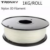 Wholesale Tronxy 3D Printer Nylon Filament High Strength For Mechanical Parts For Metal 3D Printer 1 75Mm 1Kg Roll Color Natural Intl