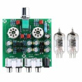 Buying Tube Preamplifier Board Ac 12V Preamp Valve Preamp Bile Buffer 6J1 Amplifier Stereo Home Theater Hifi Amplifier Module Intl