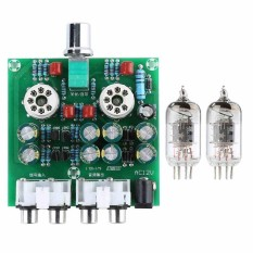Best Reviews Of Tube Preamplifier Board Ac 12V Preamp Valve Preamp Bile Buffer 6J1 Amplifier Stereo Home Theater Hifi Amplifier Module Intl