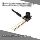 Turbowing 5 8G 48Ch 25Mw Ntsc Pal 700Tvl Fpv Transmitter Camera 120� Lens Support Osd For Inductrix Qx90 Micro Racing Drone Intl Intl Compare Prices