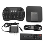 Sale Tx3 Mini Amlogic S905W Quad Core 2G 16G Android 7 1 Lan With Keyboard Tv Box Us Intl China