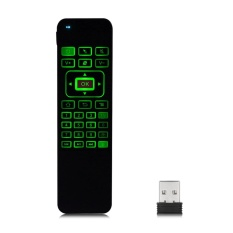Deals For Tz P3 2 4Ghz Air Mouse With Backlight Wireless Keyboard Remote Controller Intl