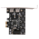 The Cheapest U3V04S Pw4 Black Front 19Pin Pcie Transfer Usb3 Interface Adapter Card Intl Online