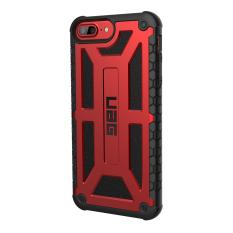 Sale Uag Iphone 8 7 6S 6 Plus 5 5 Monarch Case Crimson Black Black Uag Wholesaler