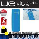 Get The Best Price For Ue Ultimate Ears Megaboom Lifeproof Bluetooth Speakers Wavy Blue