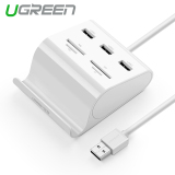 Get Cheap Ugreen All In 1 Usb 3 Hub 3 Ports With Card Reader Support Sd Tf Card Intl