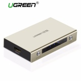 Ugreen Hdmi Switch 4K Hdmi Hub 3 In 1 Out Hdmi Distribution With Zinc Alloy Case For All Hdtvs Blu Ray Players Xbox 360 Ps3 Ps4 And Other Hdmi Devices Intl Coupon Code