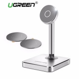 How Do I Get Ugreen Magnetic Desk Phone Mount Tabletop Stand Cell Phone Holder For Iphone 8 Google Pixel Samsung Nokia Lg Smartphone Silver Intl