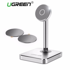 Sale Ugreen Magnetic Desk Phone Mount Tabletop Stand Cell Phone Holder For Iphone 8 Google Pixel Samsung Nokia Lg Smartphone Silver Intl Online China
