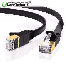UGREEN 2Meter Super High Speed RJ45 STP CAT 7 Flat Gigabit Ethernet Network Cable (2m)-Intl