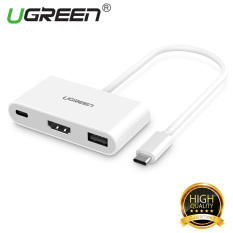 Review Ugreen Type C Usb 3 1 To Usb 3 Hdmi Charger Adapter Support 4K Intl Ugreen