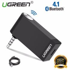 Ugreen Bluetooth Receiver 3 5Mm Aux Bluetooth 4 1 Receiver Audio Music Car Receiver Bluetooth Car Speaker With Microphone For Pc Speakers Car Home Stereo Sound System And A V Receivers Review