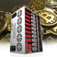 Buy Uinn Crypto Coin Open Air Mining Miner Frame Rig Graphics Case Fit 10 12 Gpu Eth Intl Oem Original