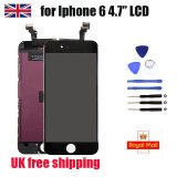 How Do I Get Uk Lcd Touch Screen Digitizer Display Assembly Replacement For Iphone 6 Black Intl