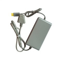 UK Type AC Wall Adapter Power Supply Replacement for Nintendo Wii U Console  Game - intl