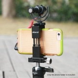 Compare Price Ulanzi Adjustable Smartphone Clip Holder Clamp Bracket Aluminum Alloy With Cold Shoe Mount 1 4 Scr*w Hole For Iphone 7 7 Plus 6 6S 6 Plus Intl Not Specified On China