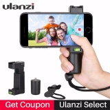 Best Rated Ulanzi Smartphone Filmmaker Grip Professional Video Rig Adjustable Phone Tripod Stand Vlogging Accessories Videomaker Film Maker Videographer Intl