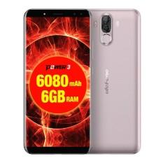 Ulefone Power 3 Android 7 1 6 18 9 6080Mah 5V 3A Hi Fi Face Unlock Quad Camera 4G Phone W 6Gb Ram 64Gb Rom Intl Ulefone Cheap On China