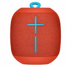 Cheapest Ultimate Ears Ue Wonderboom Waterproof Bluetooth Speaker Fireball Red