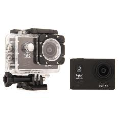 Sale Ultra Hd 4K Wifi 1080P Action Camera Dv Sport 2 Lcd 170D Lens Go Waterproof Pro Hero Style Camera Accessories