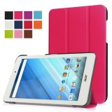 Price Comparisons Of Ultra Slim Tri Fold Pu Leather Screen Protector Stand Flip Folio Shockproof Cover With Stand Function For Acer Iconia One 8 B1 850 Tablet Intl