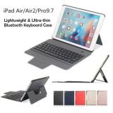 Ultra Thin Detachable Bluetooth Keyboard Stand Case Cover With Multi Angle Stand For Ipad Pro 9 7 2017 New Ipad 9 7 Ipad Air 1 2(Only 4Cm�X89 Intl Coupon