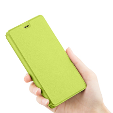 Price Comparisons Ultra Thin Flip Pu Leather Case Stand Cover For Xiaomi Redmi 3S Green Intl