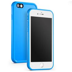Discounted Ultra Thin Full Body Waterproof Case For Iphone 6 Plus 6S Plus Tpu Extreme Water Drop Dirt Shock Proof Intl