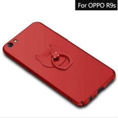 Ultra Thin Phone Cover Case Skin With Ring Buckle Stand Holder For Oppo R9S China