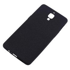 Ultra-Thin Shockproof Cover Silicone Flexible TPU Matte Soft Phone Case For Oneplus 3/