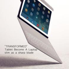 Ultra-thin Wireless Bluetooth Keyboard PU Leather Case Cover For iPad Mini 4/3