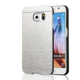 Purchase Ultrathin Matte Brushed Aluminum Shell Hard Cover Metal Aluminium Case For Samsung Galaxy Note 4 N9100 Silver Online